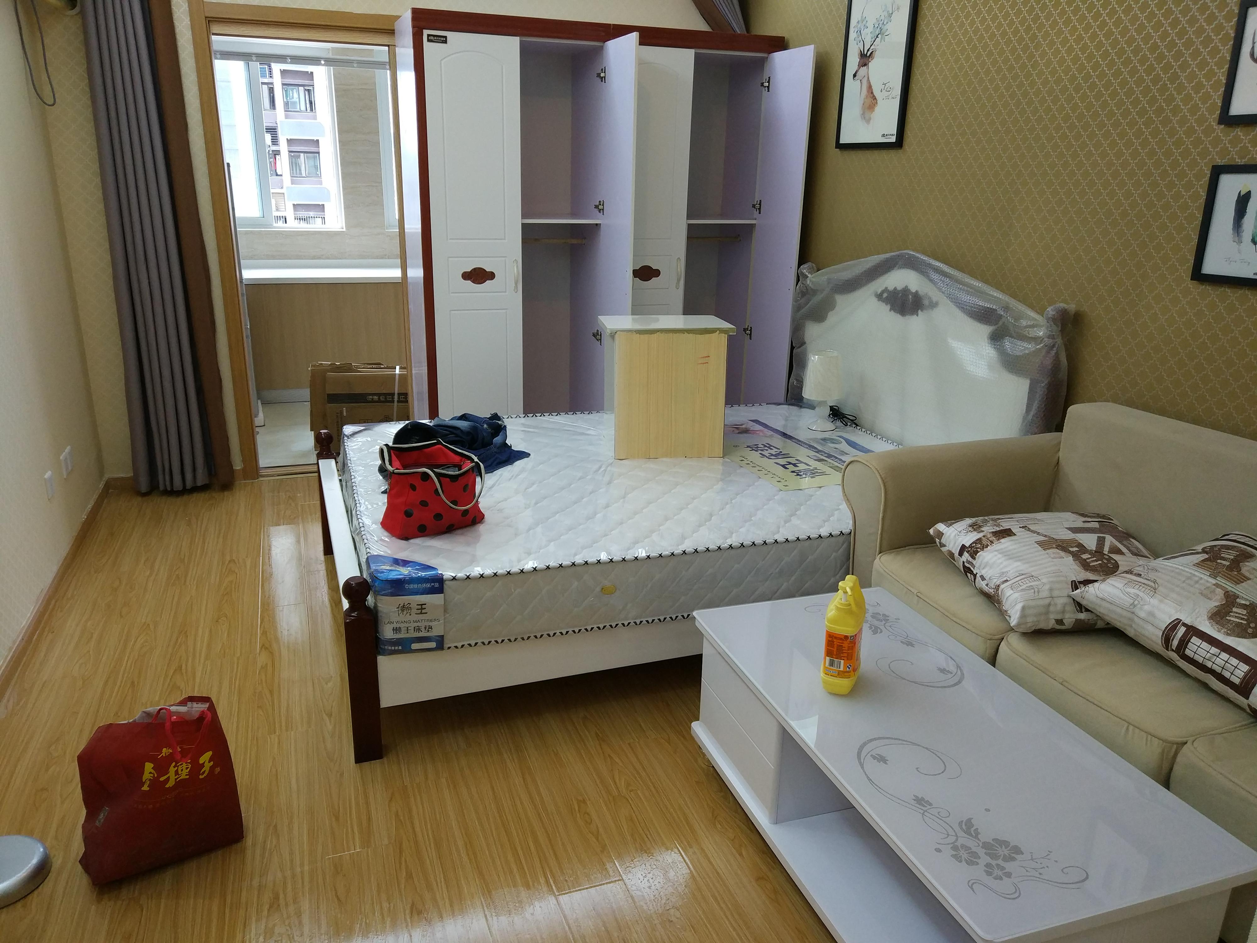 【整租】蓝光时代红街1室1厅