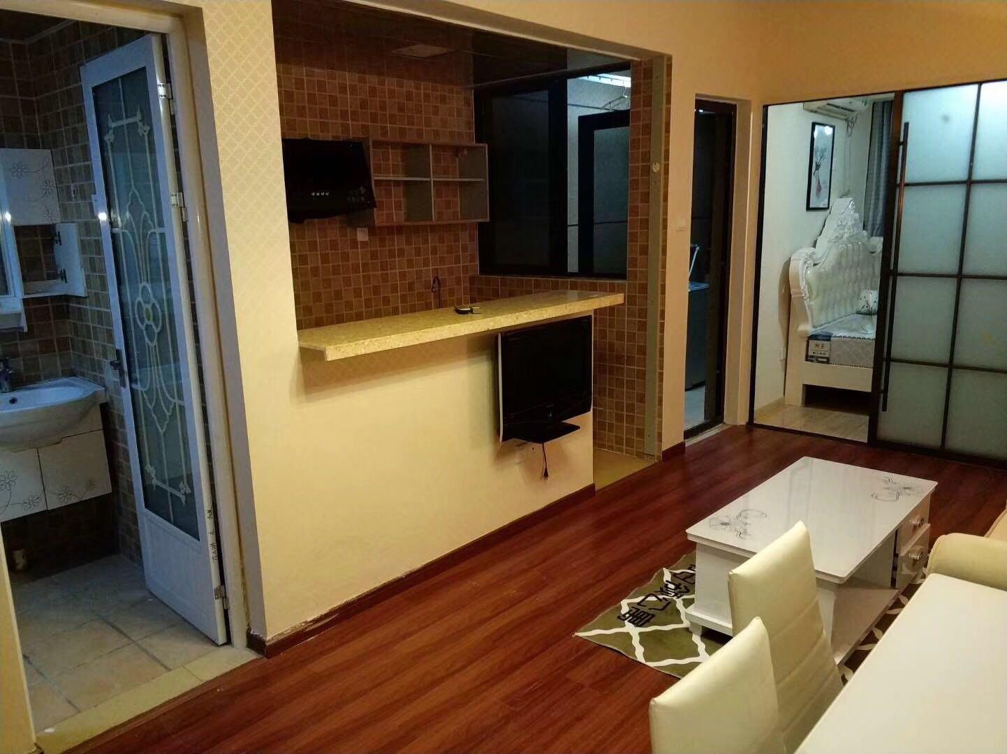 【整租】信地城市广场1室1厅