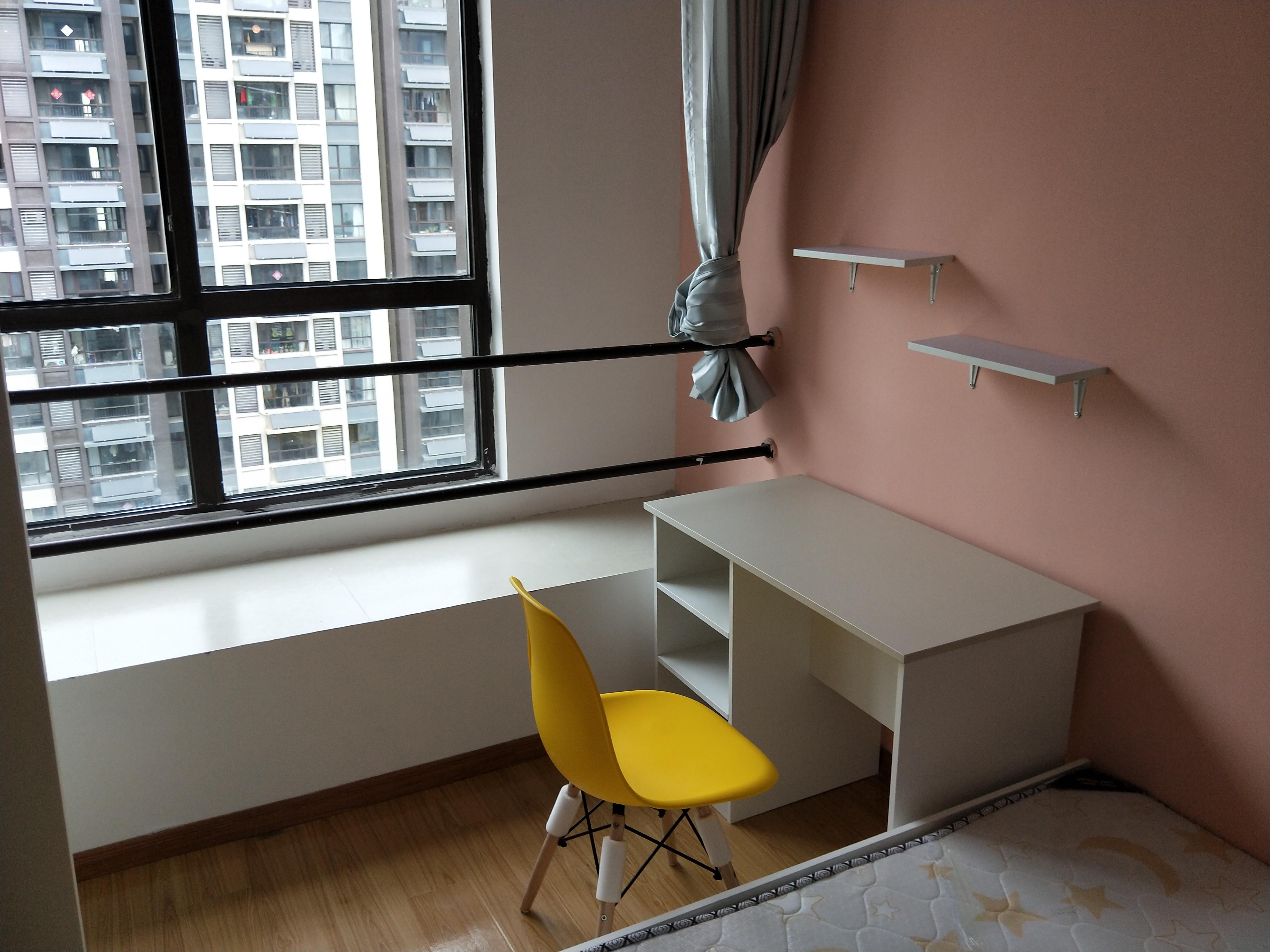 【合租】中海滨湖公馆4室2厅C