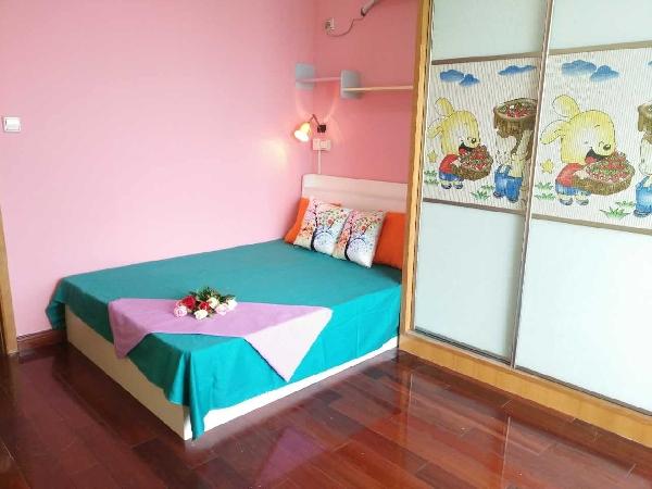 【合租】银城东苑西华苑4室1厅次卧室