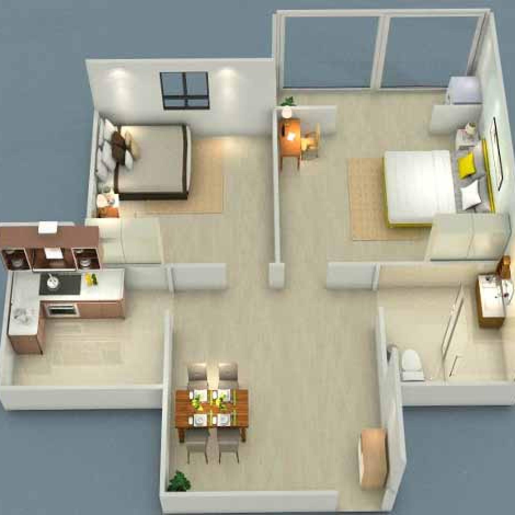 【合租】清荷南园2室1厅清荷南园精装次卧B