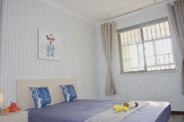 【合租】文德里小区5室1厅入门次卧