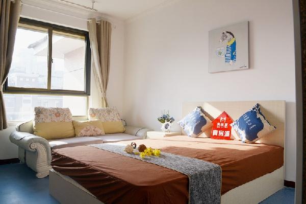 【合租】文德里小区5室1厅对门次卧