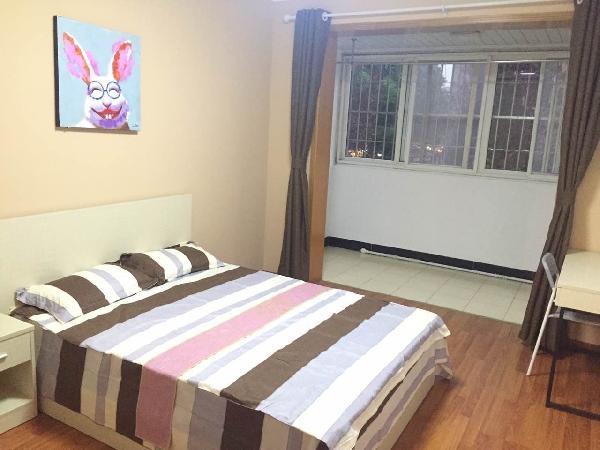 【合租】定淮门小区3室1厅主卧