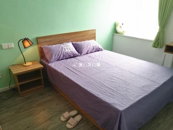 【合租】紫金华府4室1厅D