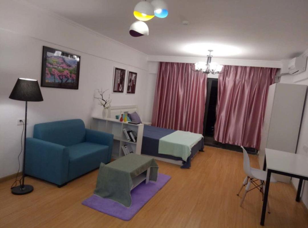 【整租】中南国际汇1室1厅