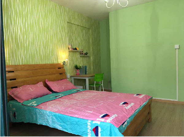 【合租】奥林花园4室2厅客厅隔断