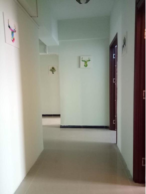 【合租】国泰都市公寓2室3厅餐厅隔断