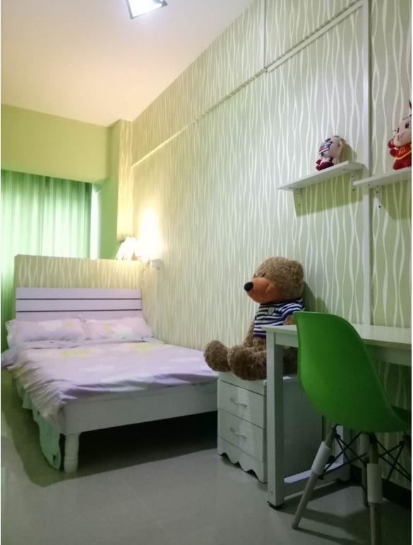 【合租】国泰都市公寓2室3厅次卧