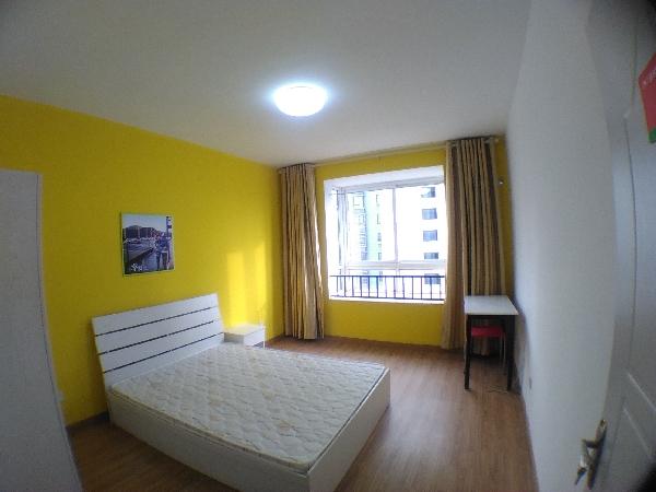 【合租】元一时代广场3室1厅RoomA