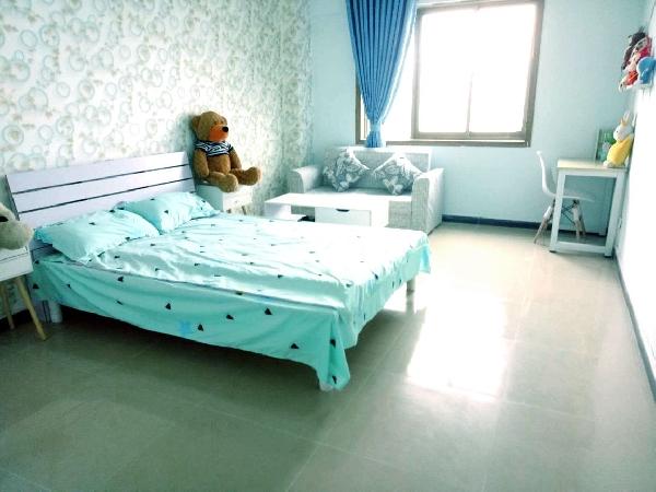 【合租】国泰都市公寓5室1厅主卧