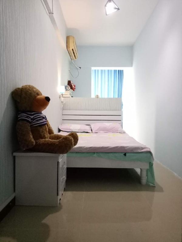 【合租】国泰都市公寓5室1厅次卧