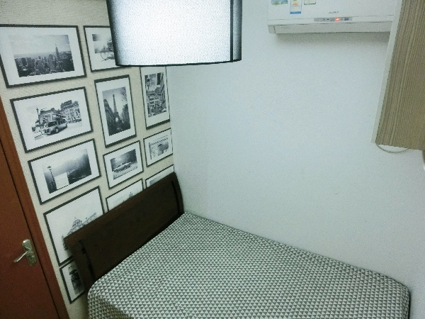 【合租】华润凯旋门3室1厅D