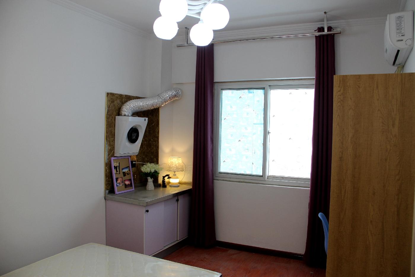 【合租】翡翠花园1期6室2厅B